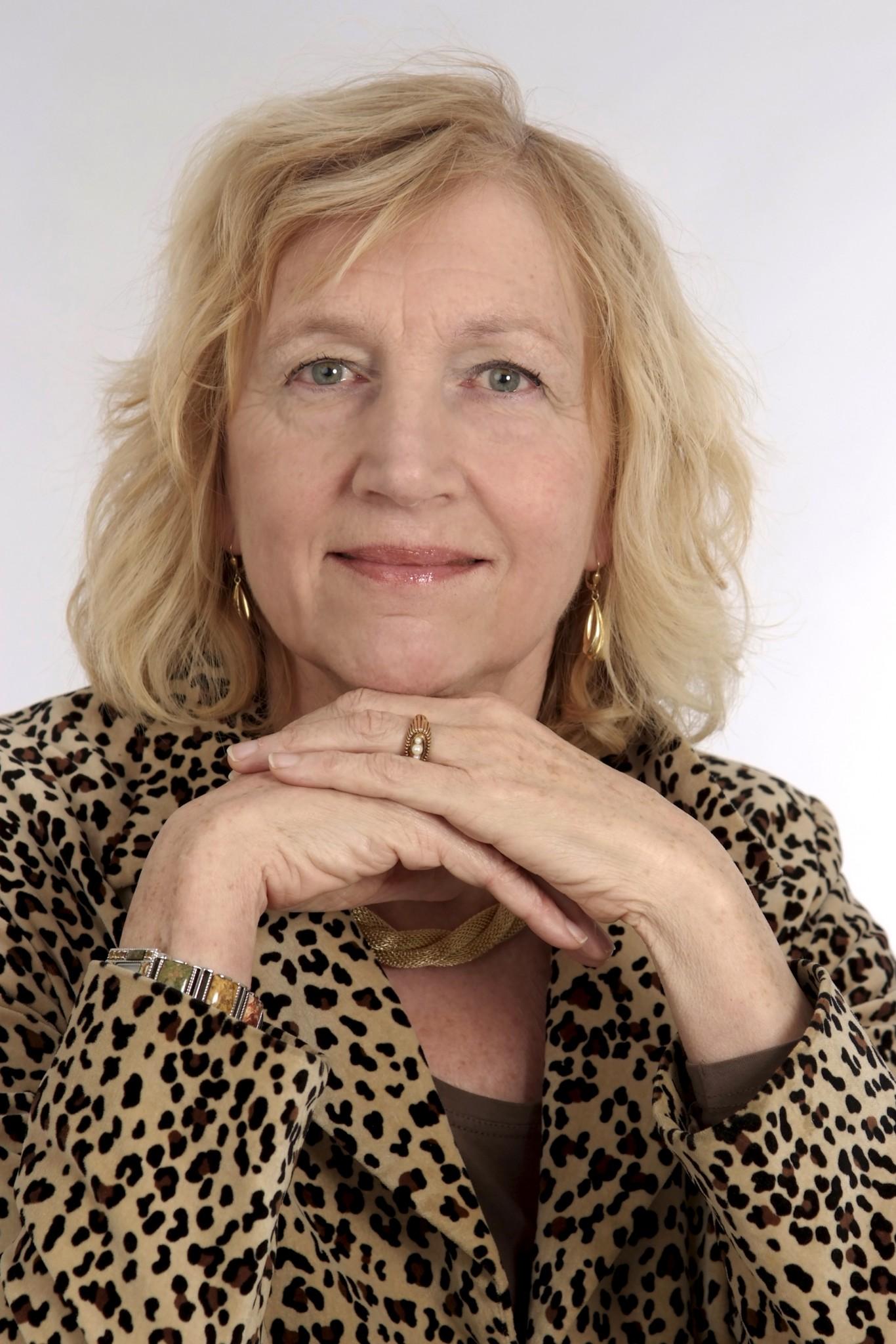 portretfoto boekomslag Anke Manschot