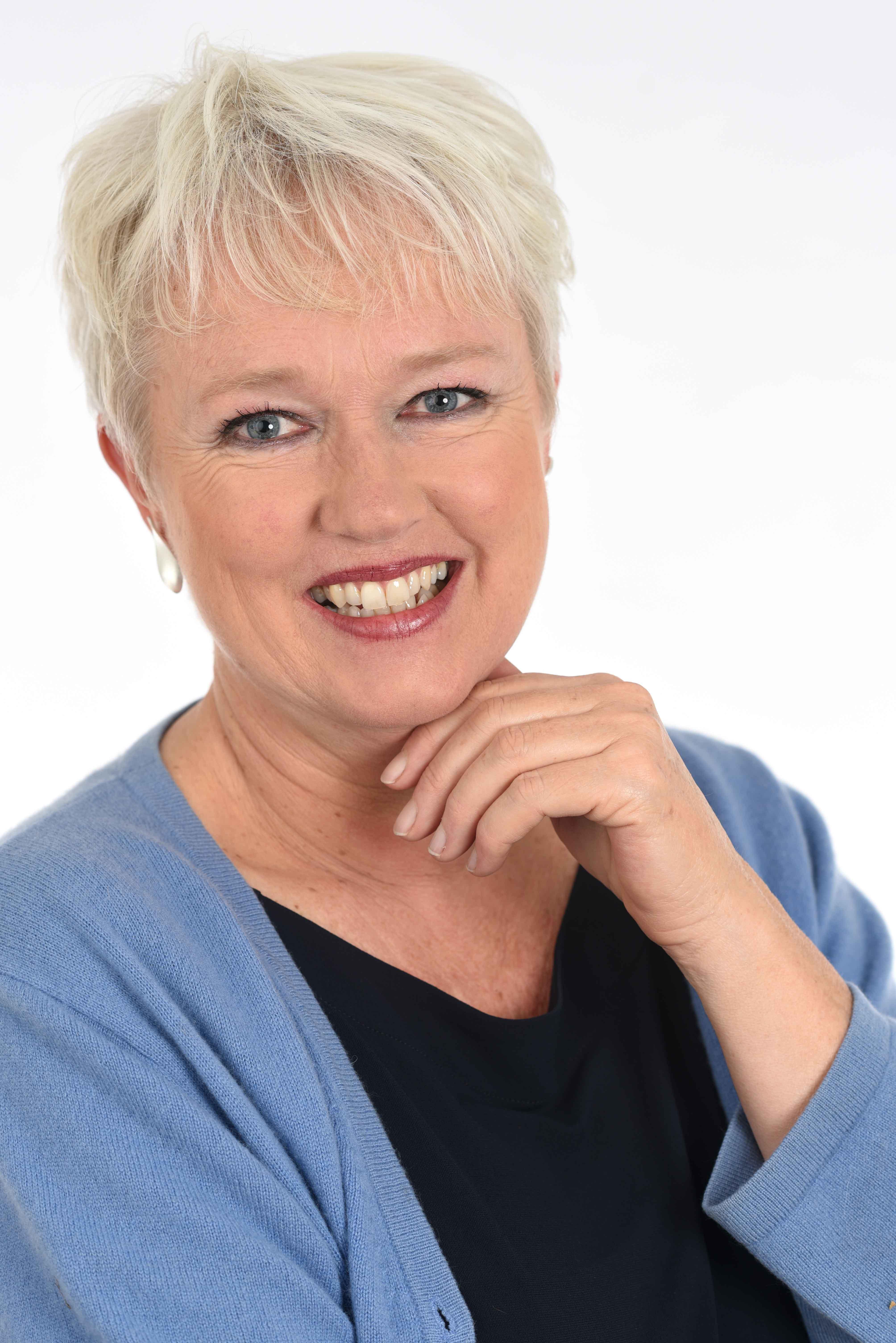 auteursportret boekomslag Heidi jansen