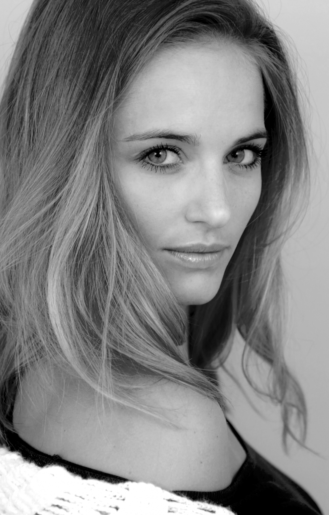 Casting portret Fotografie Adrienne